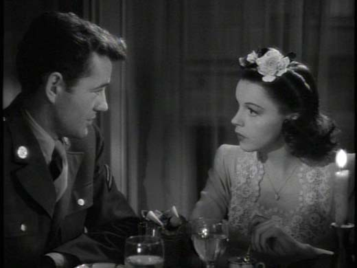 still image from The Clock (1945)
