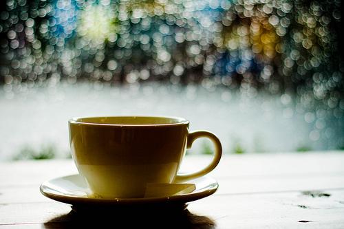 Rainy Day Coffee by *Lemonade*